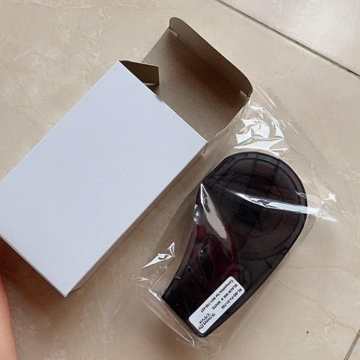 use in Tape Cartridge Vinyl Label Tape use in MC-500-595 Black on White use in BMP-41/use in BMP-51/BMP-53