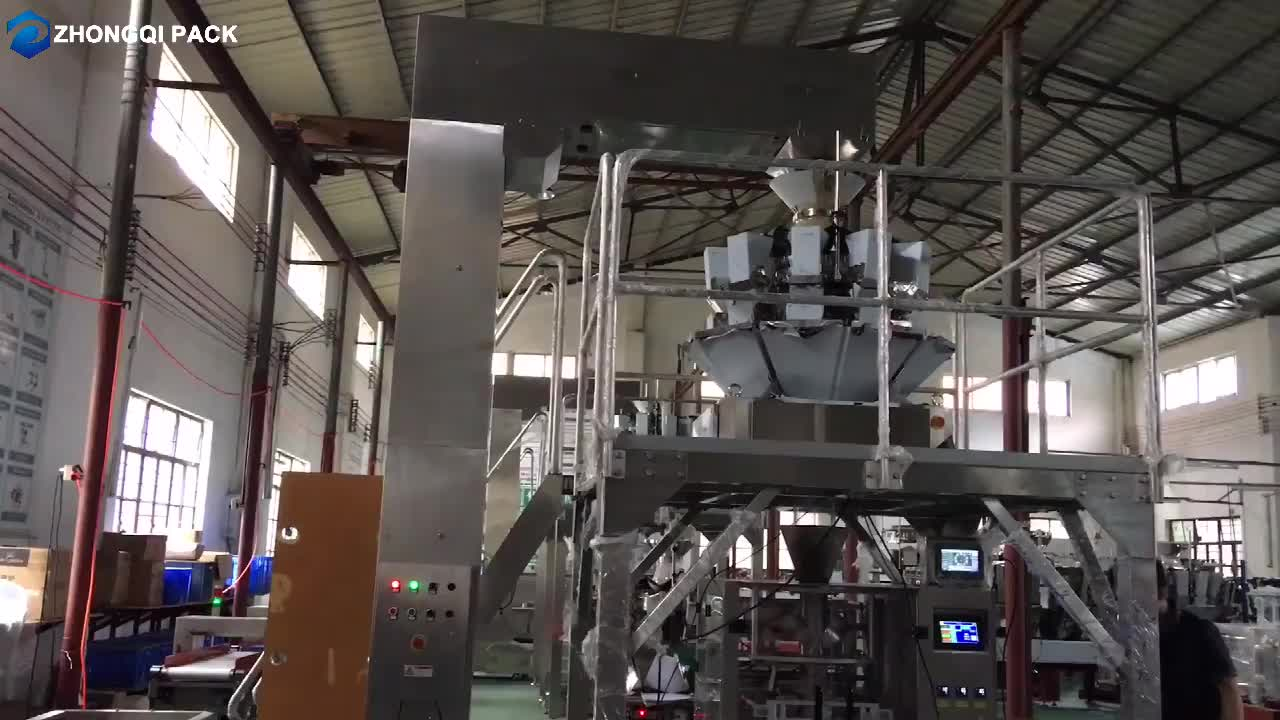 Automatic High Efficiency Packing Machine Rice