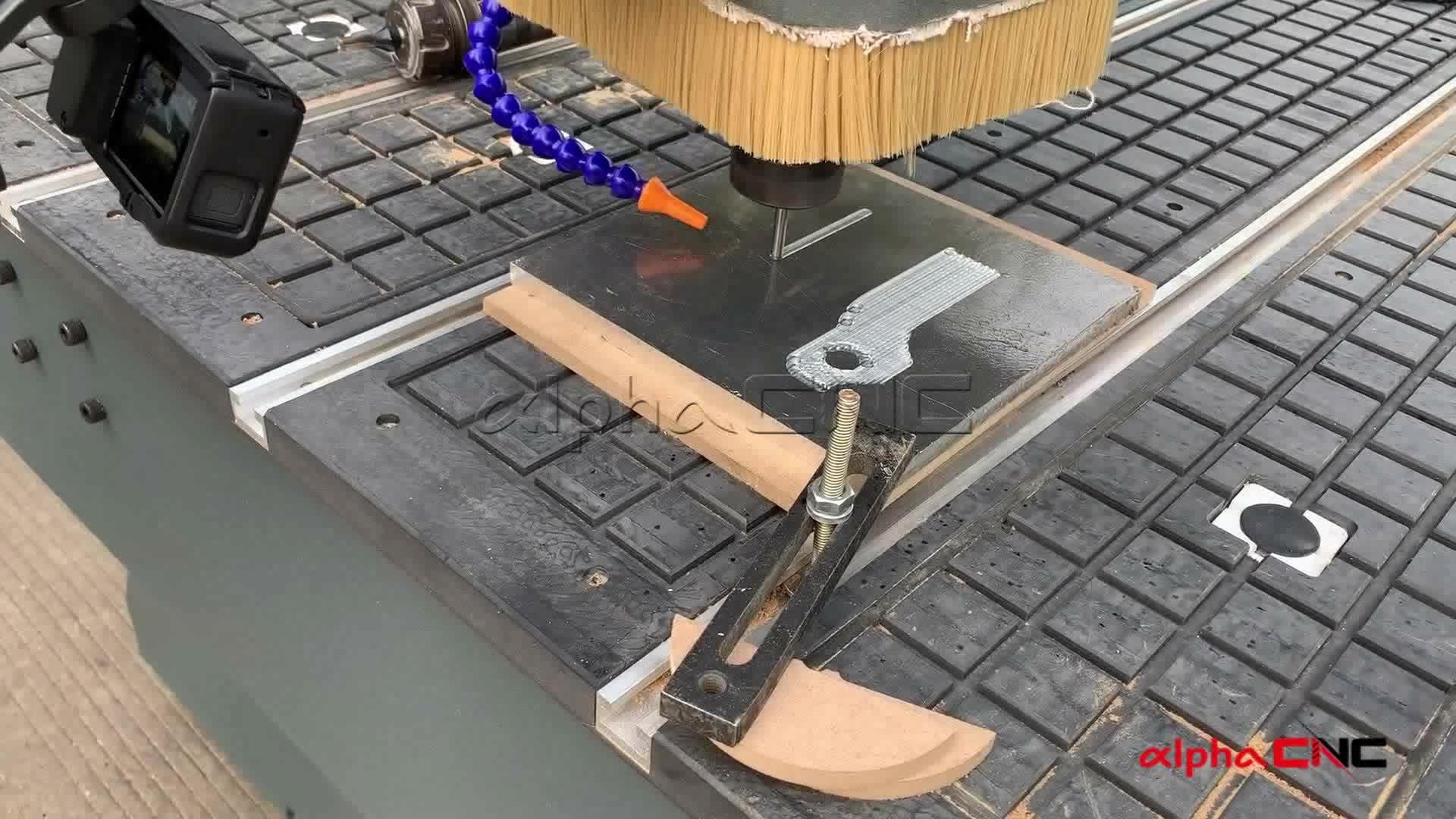 APS-1325-CC CNC Router Machine for Wood Aluminum Metal