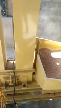 Automatic beans Weighing and Packing Machine