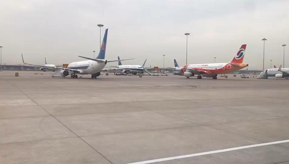 एयर फ्रेट करने के लिए चीन से लास वेगास