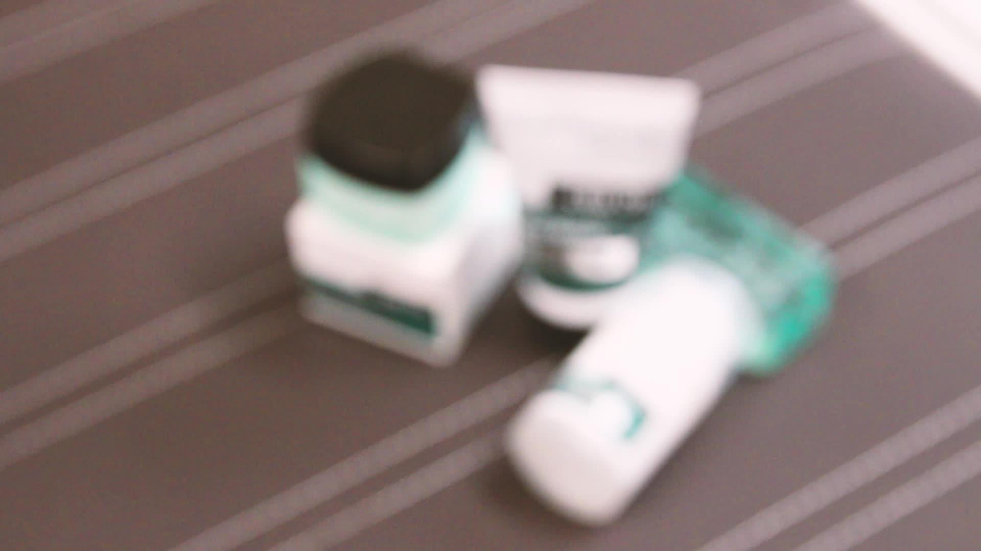 Huile de chanvre CBD Bio Hydratant Visage Spa Blanc Naturel Visage Crème Éclaircissante Étiquette Privée