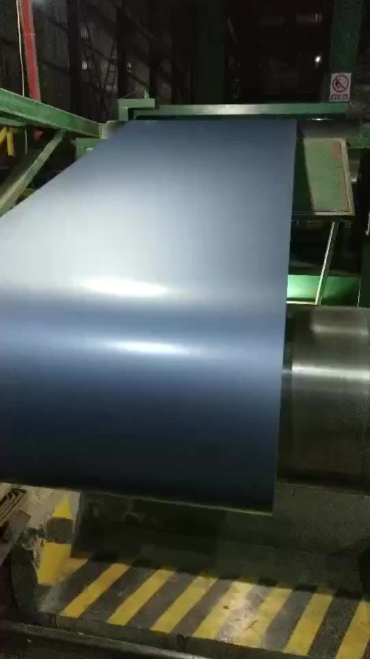 embossed PPGI PPGL prepainted steel coils for roofing sheet/Rhombus  Emboss Color Coated Galvanized