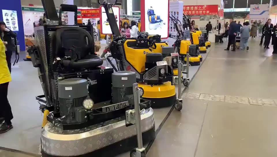 D1400 Ride On Concrete Polisher Concrete Grinding Machine Floor Grinders
