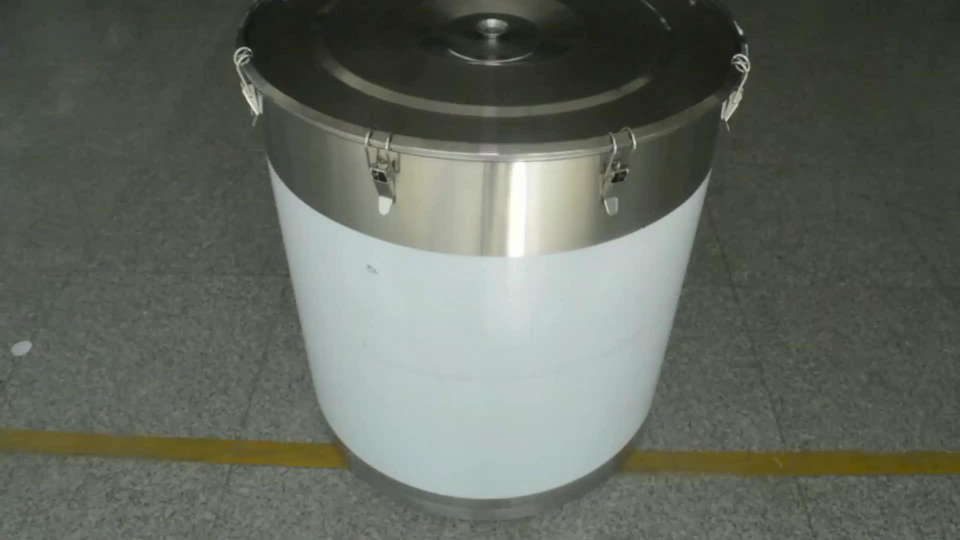 65Gal/250L दूध टैंक, शराब टैंक, गर्म पानी के भंडारण टैंक कारखाना कीमत पर