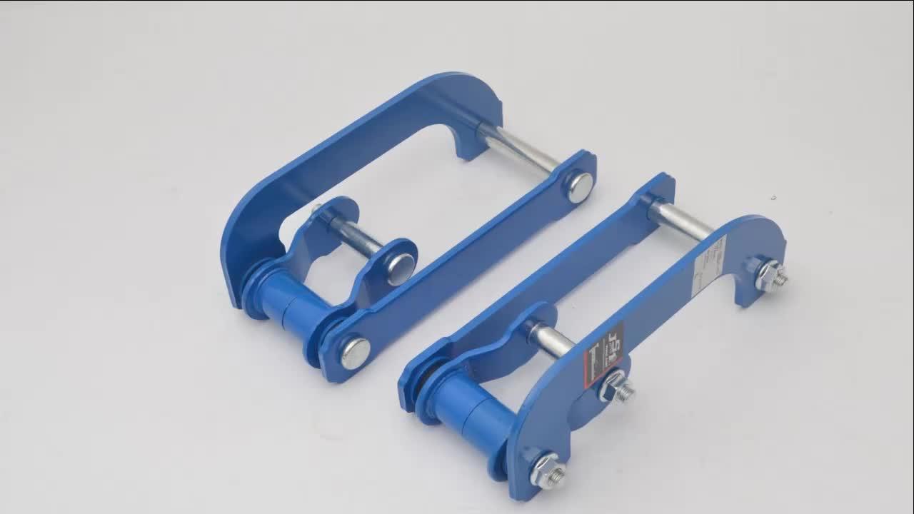 4wd kit de elevación trasera ajustable kits de elevación de los grilletes de ranger t6/BT50 a partir de