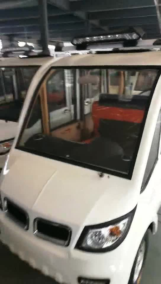 Electric passenger vehicle taxi electric car