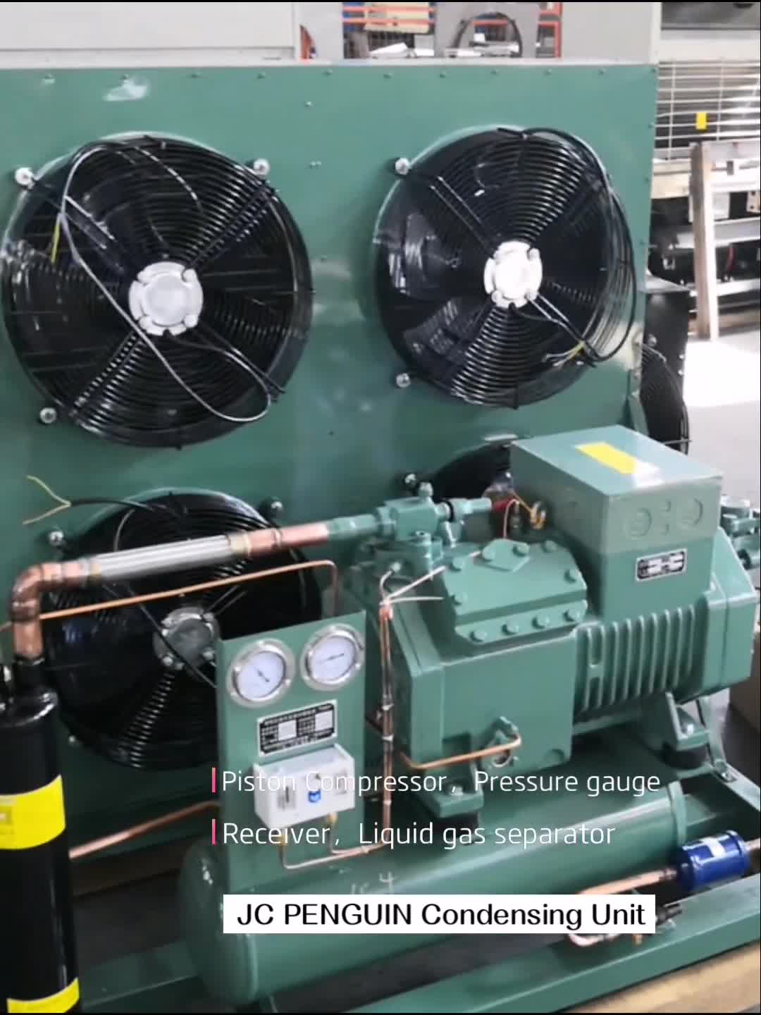 9.3kW Air Cool Customized 12hp condensing unit