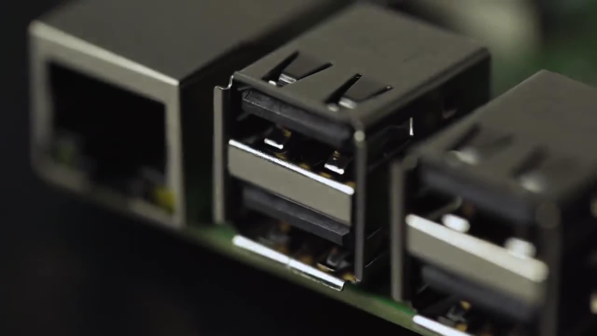 ホット販売 RPi 3B プラス要素 14 1.4 Ghz の CPU 1 ギガバイトの Ram デュアルイーサネットラズベリーパイ 3 モデル B