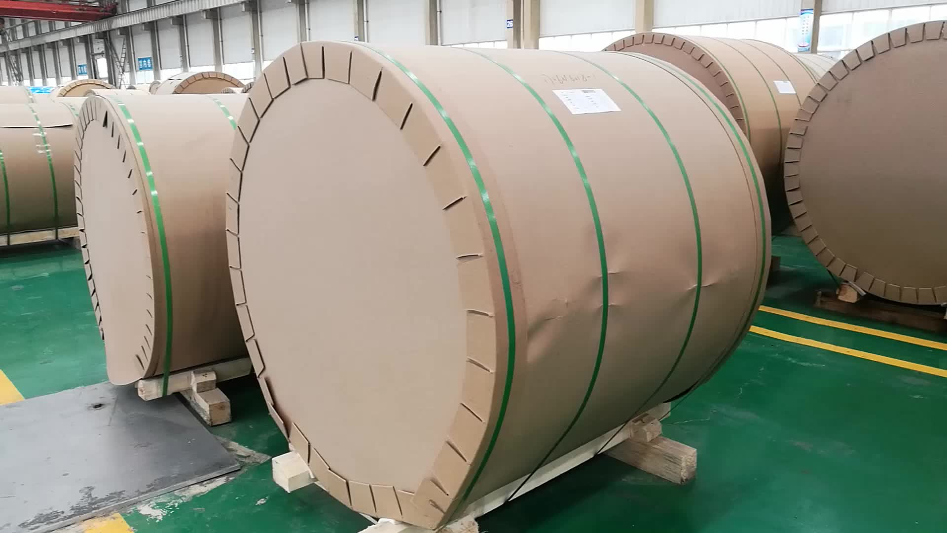 Aluminium Coil 1050 H24 For Construction Industry Use