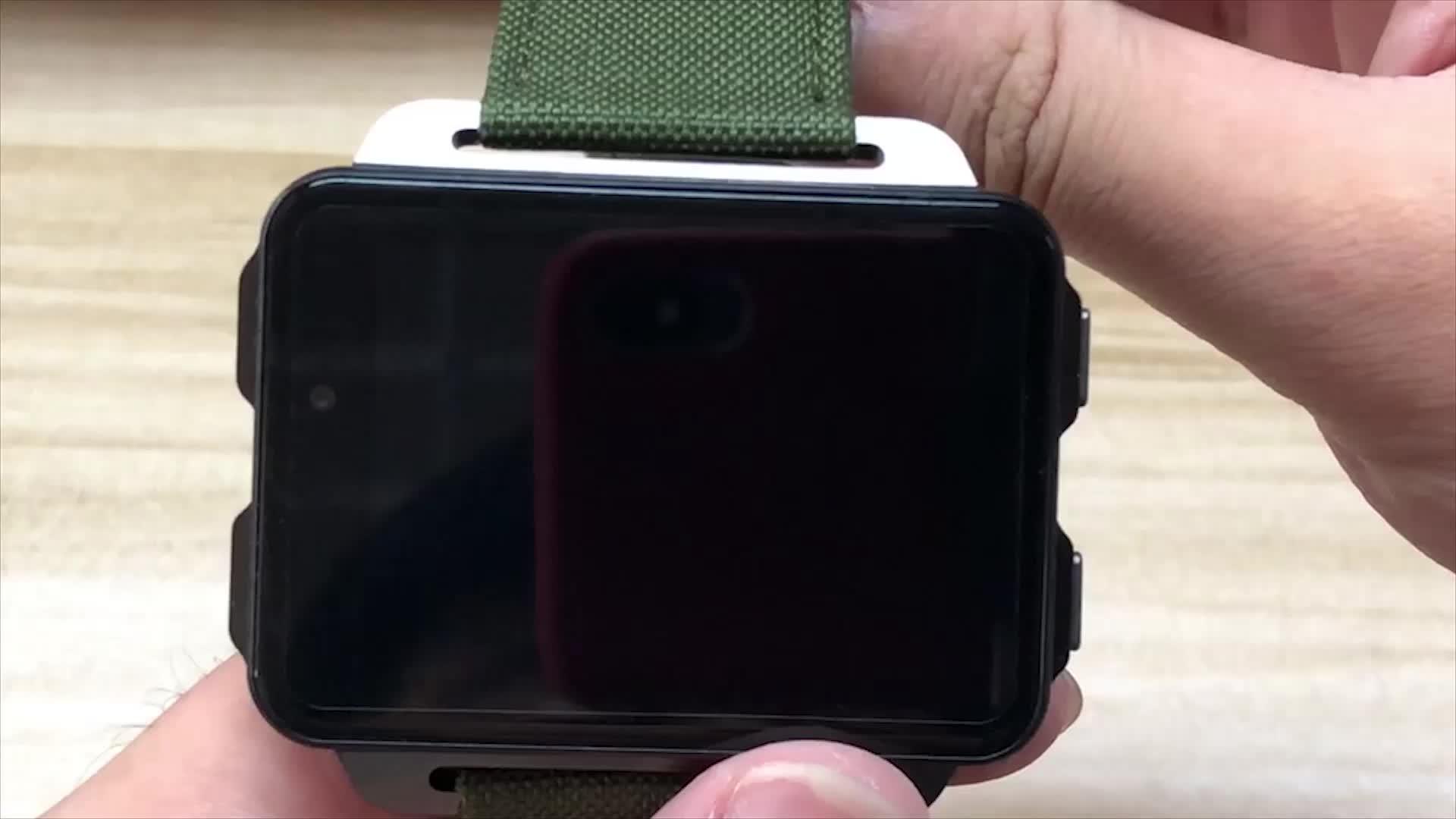 DM99 Lange Levensduur Batterij 3G Android Slimme Horloge Voor App