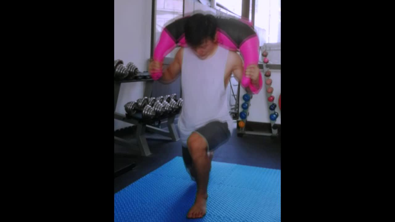 Schwere Workout Fitness Sandsack Gewicht Bulgarian Bag