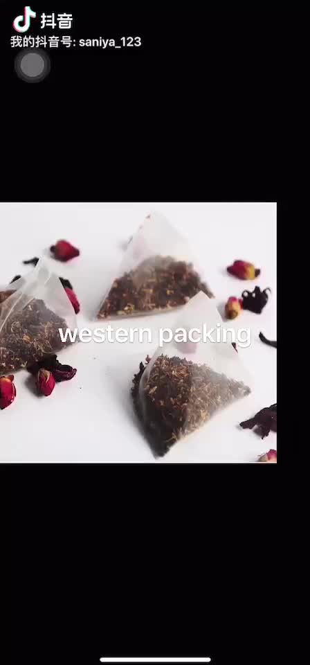 Corn Cellulose Pyramid tea packaging film roll