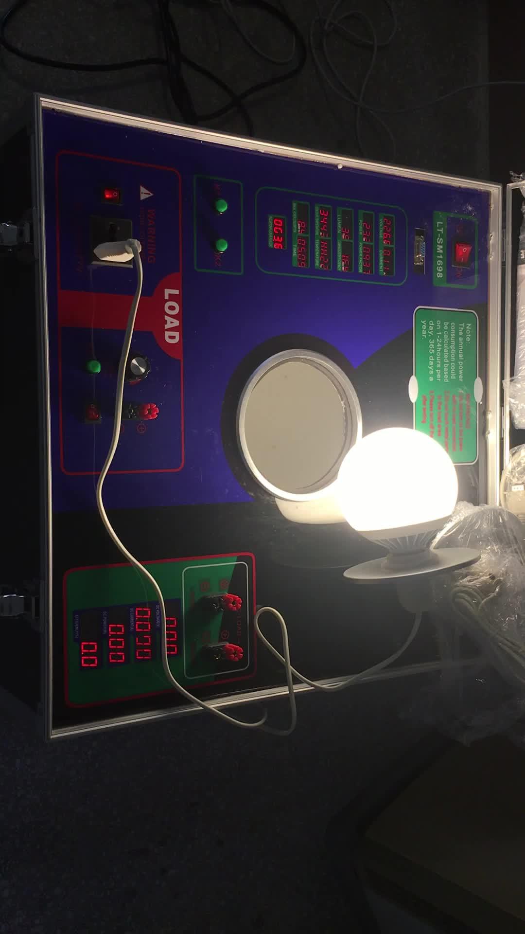 Handheld OEM LED Tester LUX T8 Buis 220V Power Meter Lumen Tester