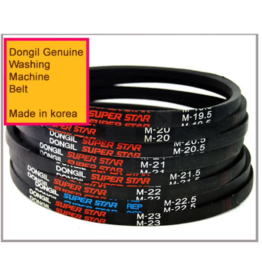 Buen Precio Dongil V cinturón hecho en Corea del Sur