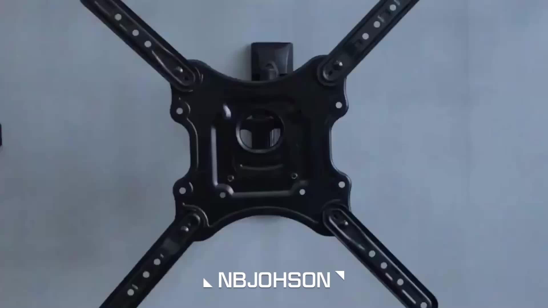 """Full motion 17""""-56"""" Tv arm/swivel bracket/long arm tv wall mount(LEDLK224)"""