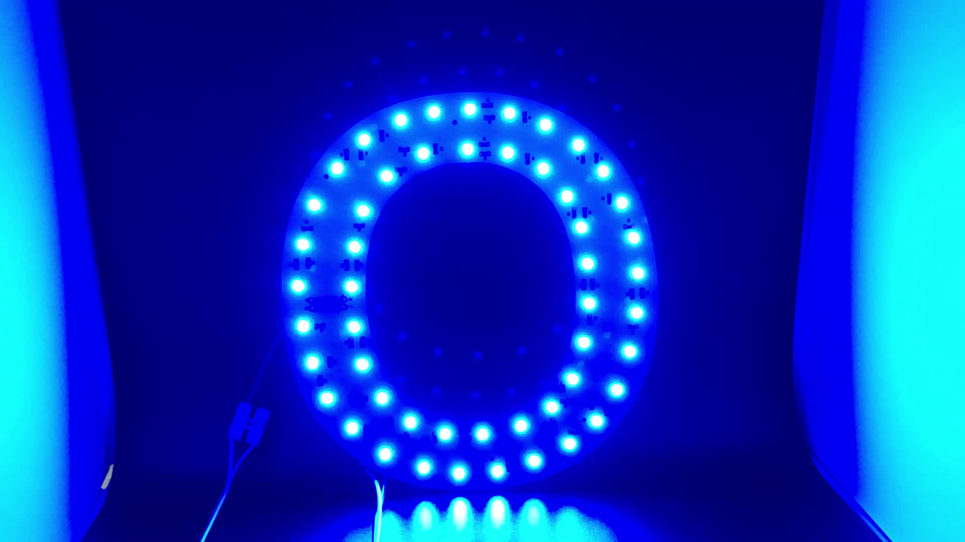 Good price RGB led alphabet letter SMD 5050 RGB module DC12V IP44 for led letters light decoration led module Capital letter RGB