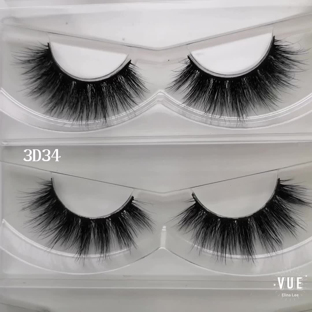 523f90d27da Cruelty Free Vegan Faux Mink Eyelashes 3d 4d 5d Mink Lashes - Buy ...