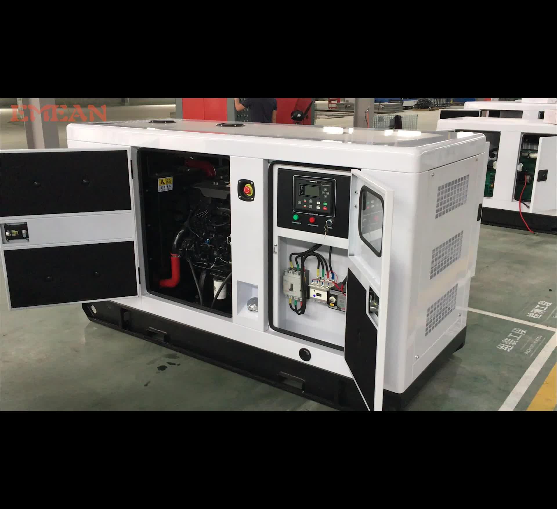 soundproof cheap 40kw/50kva  generators for sale 40kw/50kva diesel generator set