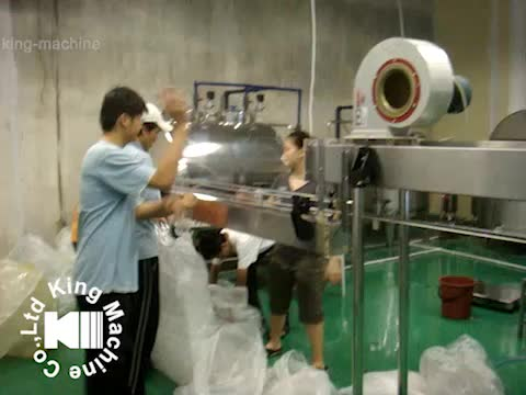 Good quality Reasonable price Sodas wrap machine / equipment / assembly