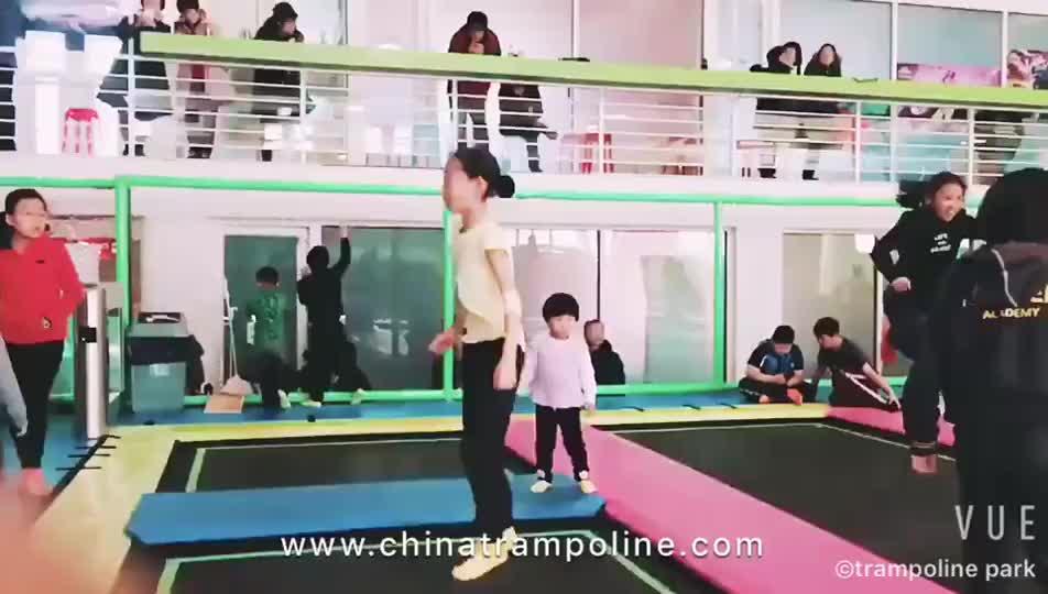 Vendita calda di sport trampolino arena