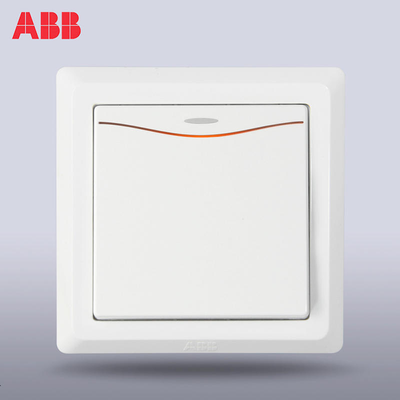 USD 16.08] ABB switch Socket Socket panel switch panel wall switch A ...