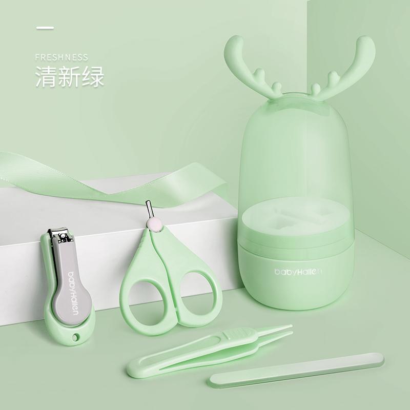 Ясно новый зеленый【 обновление стиль Ножницы для оленей комплект 】Рожок прорастания рога New!
