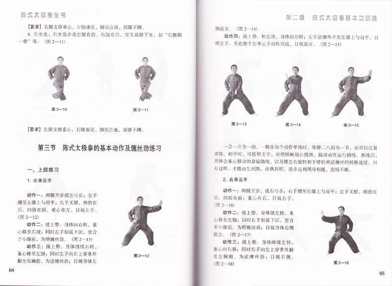 Chen Style Taijiquan Book