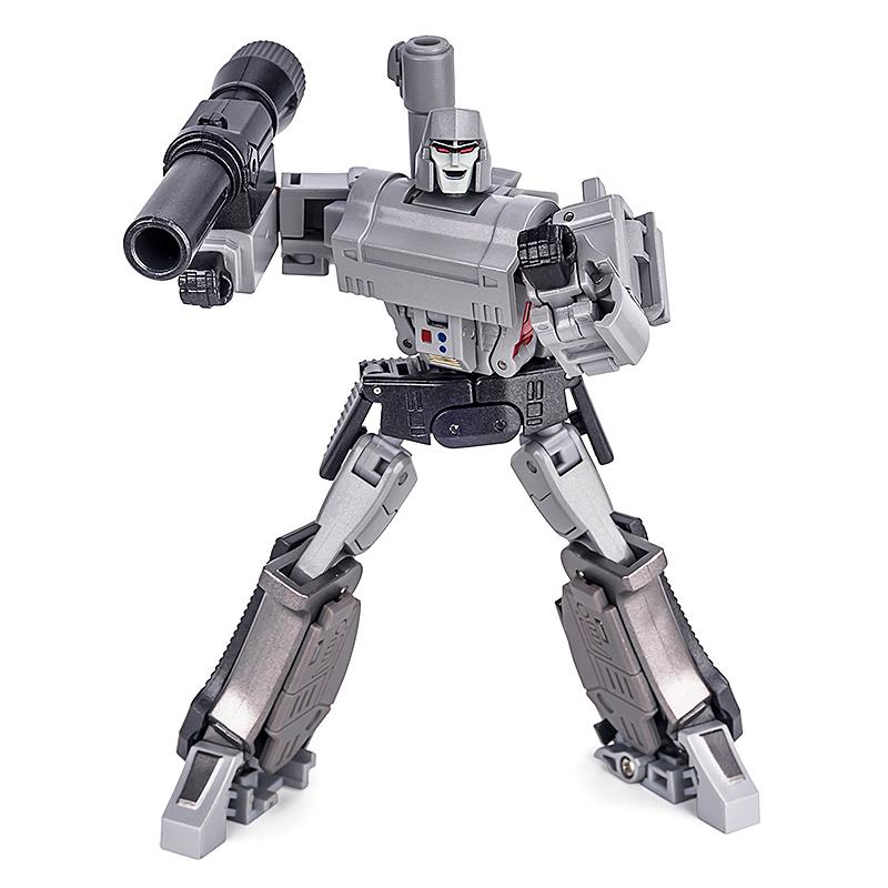 NA biến dạng đồ chơi King Kong H9 súng lục Wei tỷ lệ nhỏ G1 nhân vật phản diện Megatron M-day vẽ mô hình robot - Gundam / Mech Model / Robot / Transformers