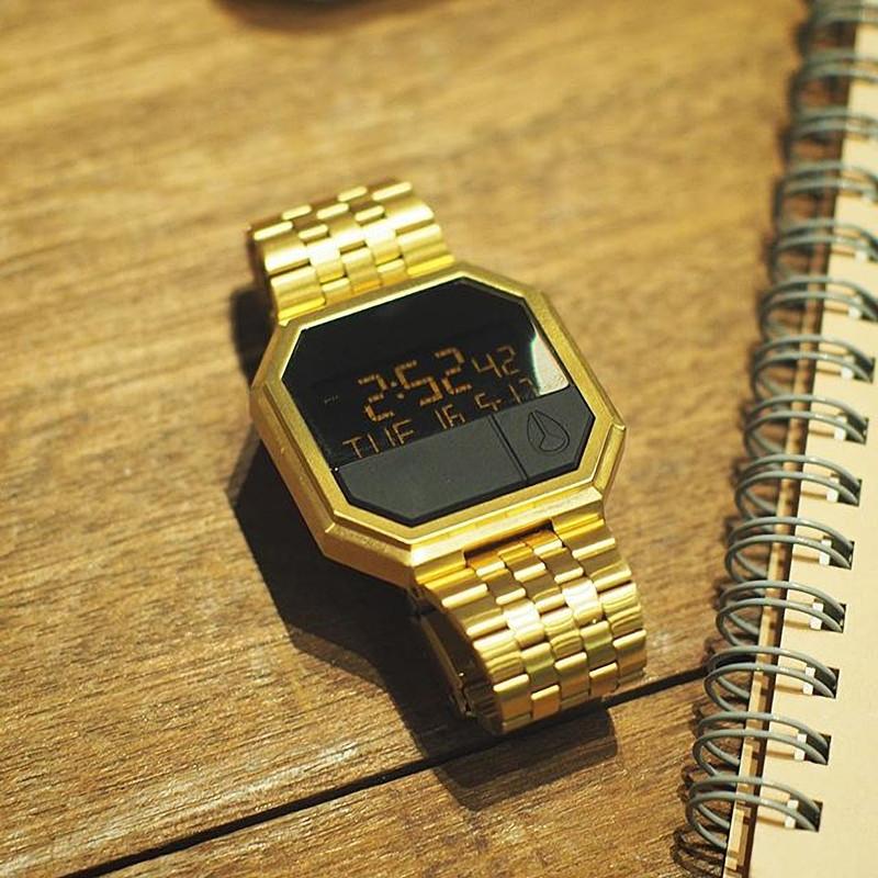 nixon rerun watch instructions