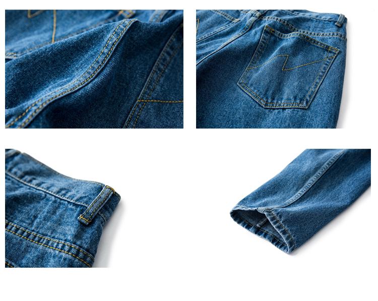 (实物图) 美系直通休闲牛仔裤  z459/P90(售价128)