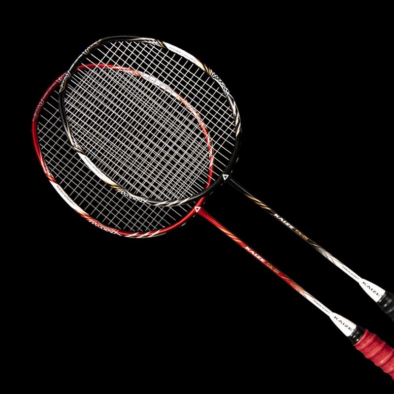 羽毛球拍2支装碳素男女成人初学双拍