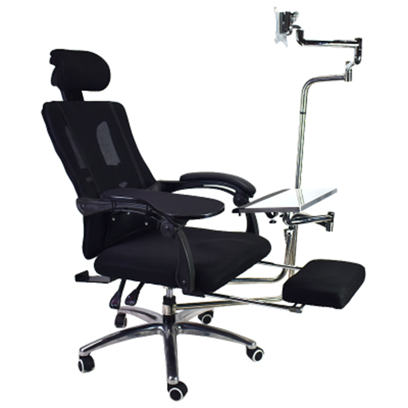 Awe Inspiring Lazy Laptop Desk Chair Combination Of An Integrated Laptop Stand Mobile Computer Mouse Keyboard Tray Rack Shelf Gaming Chair Lift Standing Office Beatyapartments Chair Design Images Beatyapartmentscom