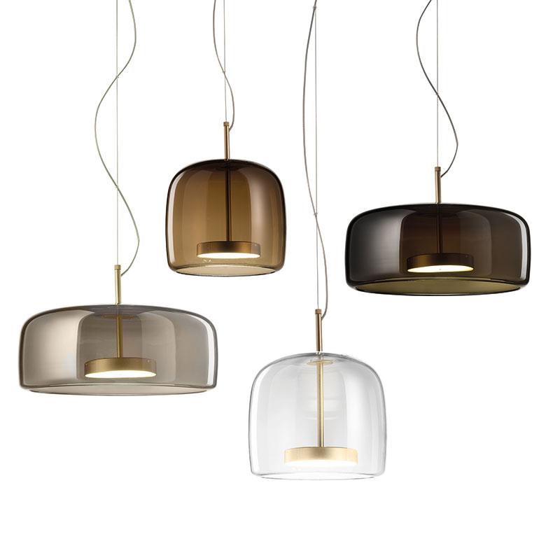 艺术玻璃吊灯餐厅餐馆吧台样板间软装北欧轻奢后现代简约创意个性
