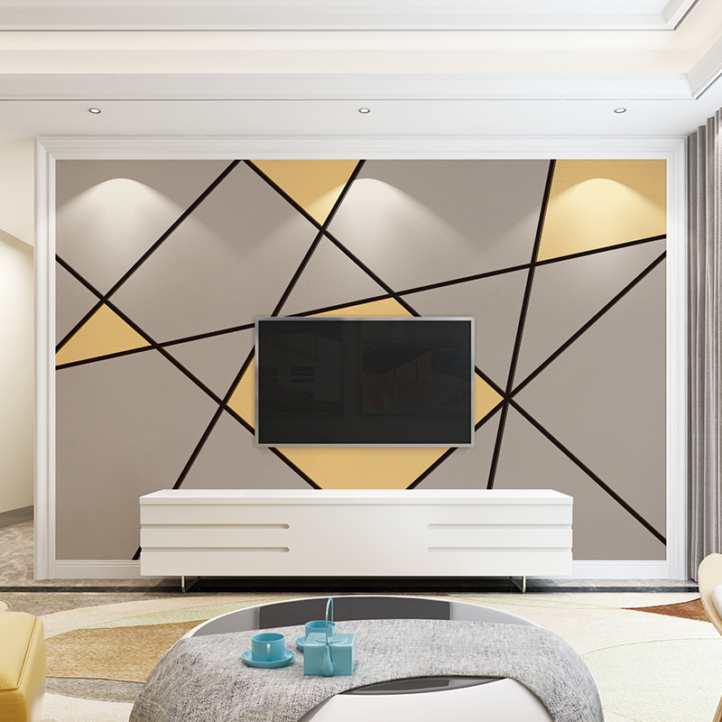 Usd 33 96 3d Tv Background Wall Paper Simple Modern Living Room Film Wall Painting Bedroom Seamless Wall Cloth Non Woven Wallpaper Wholesale From China Online Shopping Buy Asian Products Online From