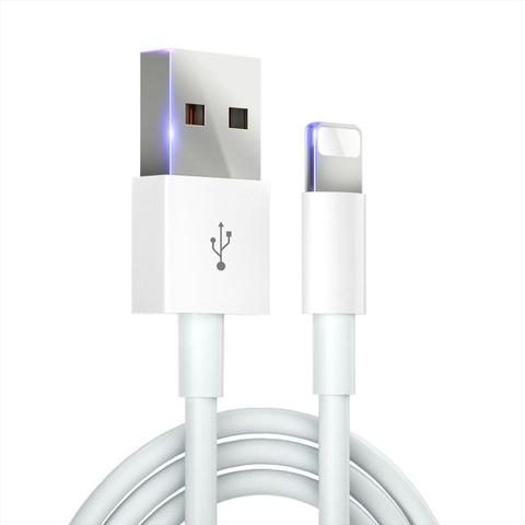 iphone6充电线适用苹果11充电线快充7PLus手机x快充max1米数据线