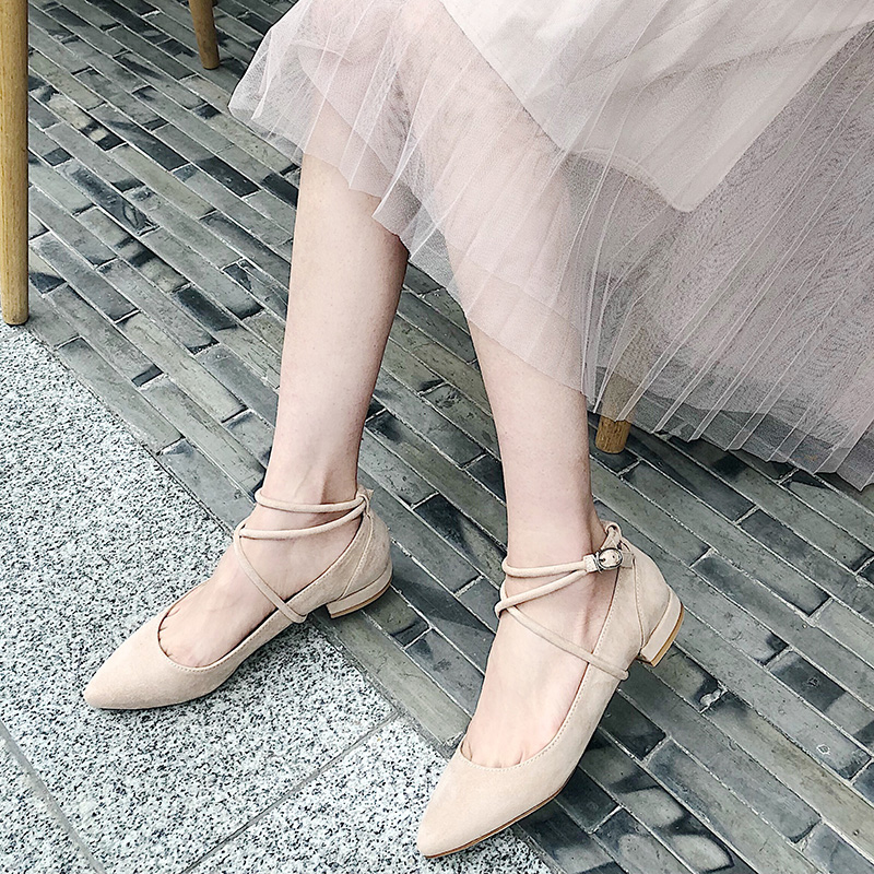 92a9423aa34d ... Spring 2018 New simple Korean version of the low-heeled shoes · Zoom ·  lightbox moreview · lightbox moreview · lightbox moreview ...