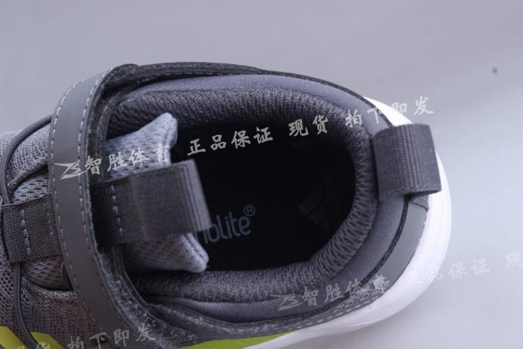 Roy潮鞋專櫃代購 Adidas/阿迪達斯 小童低幫網面透氣輕便減震運動鞋 AH2572 AH2582