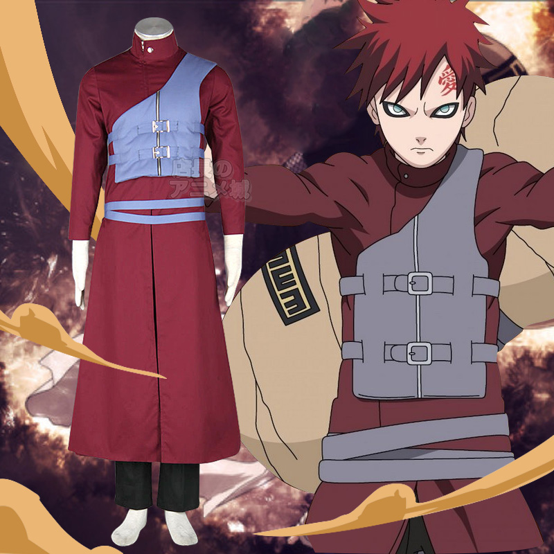 Usd 64 78 Japanese Anime Cosplay Costume Children Naruto Clothes I