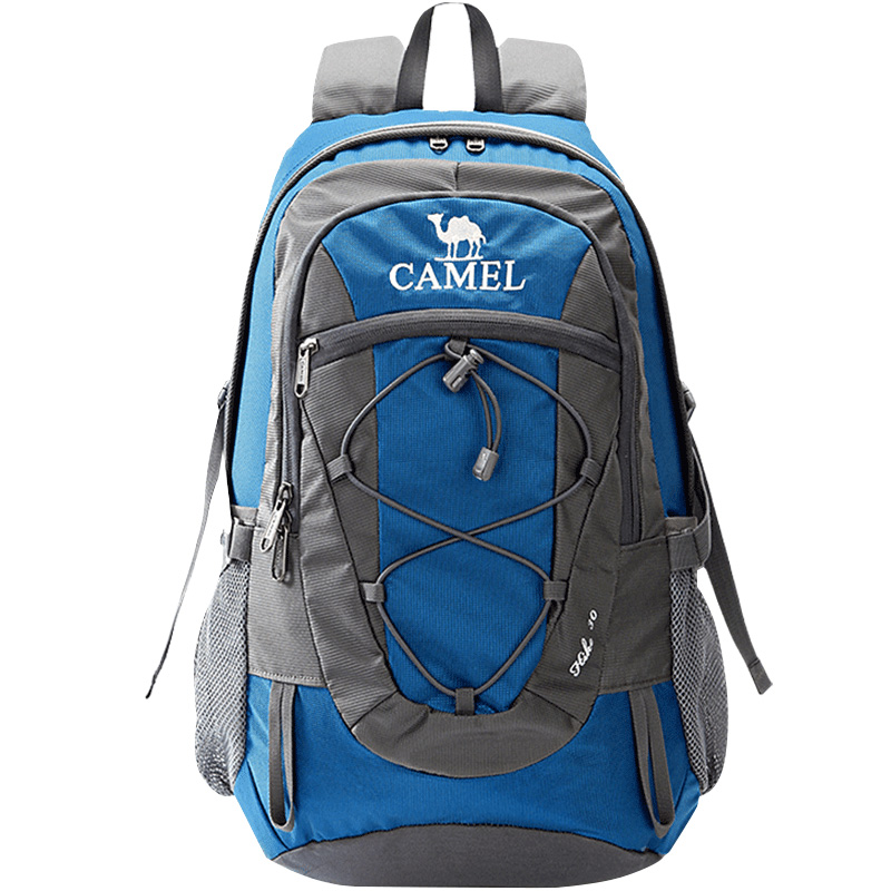[hot selling 20,000] camel outdoor mountaineering bag 30L camping hiking sports backpack men and women