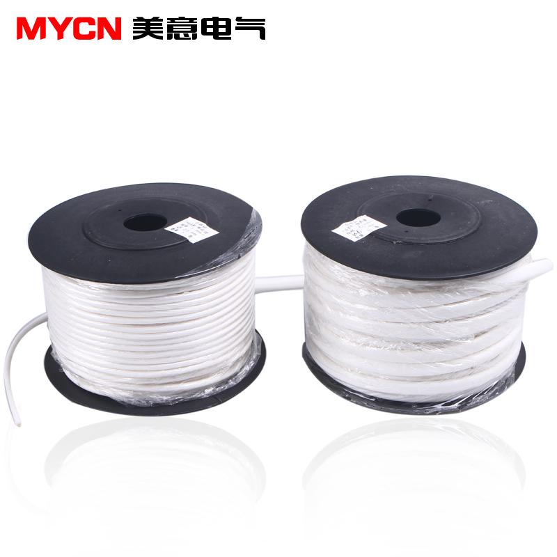 Розетка Mycn  PVC