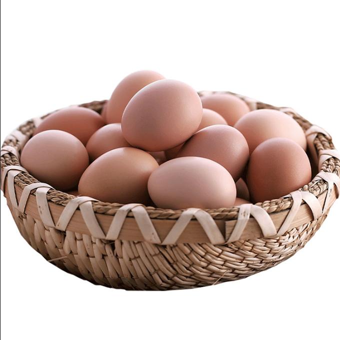 【百年栗园】新鲜散养油鸡土鸡蛋30枚