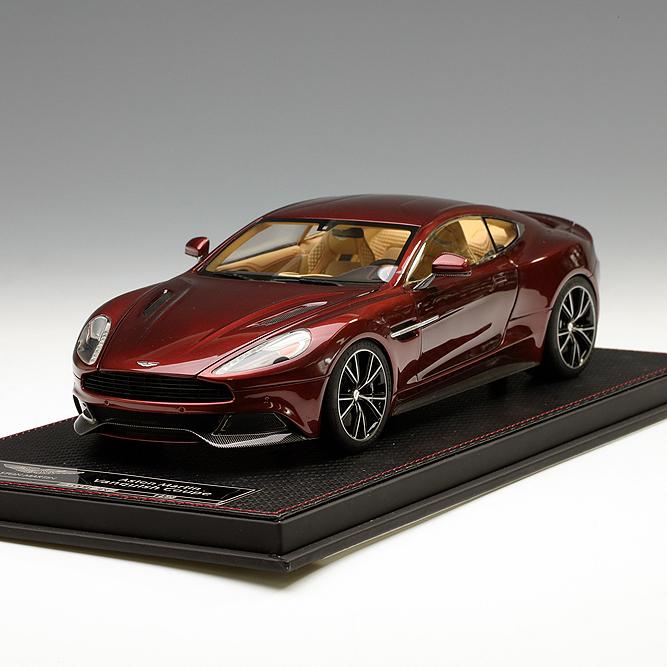 Frontiart 1:18 Aston Martin Vanquish wine Red   eBay
