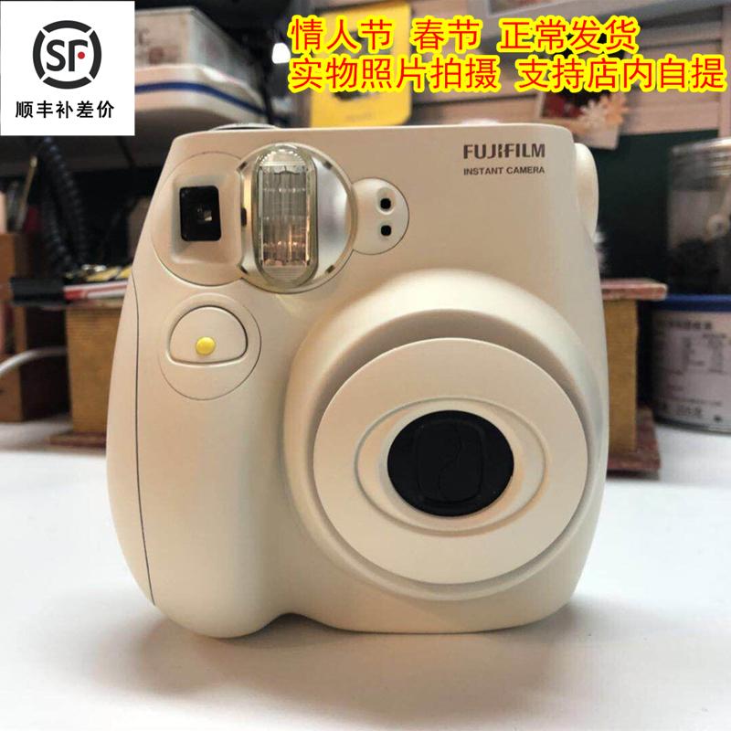 Ограниченная покупка фотобумаги Polaroid mini7c белый камера розовый Вертикальные выстрелы mini7s обновление