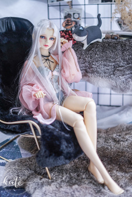 taobao agent 【Endless】-Kani-bjd baby clothes sd doll transparent cardigan uncle 3 points 4 points 17 male tops