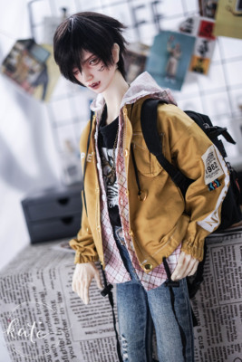 taobao agent Sold out【endless】-F.A- bjd/sd/dd/msd doll baby clothes 3 points 4 points uncle 17 male