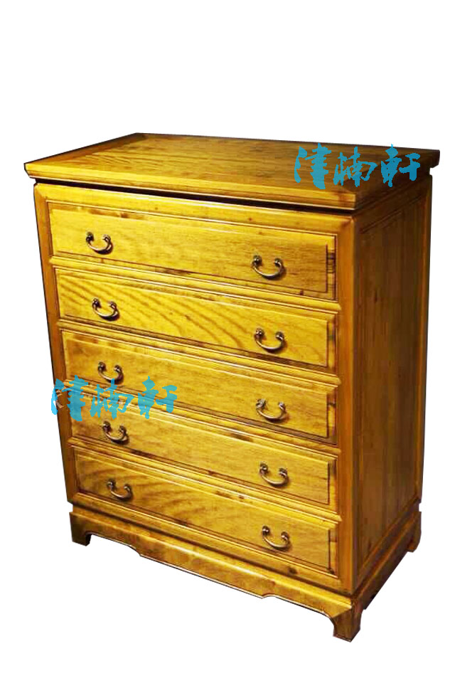 SGD. Factory direct leaflet five drawers of Phoebe Phoebe