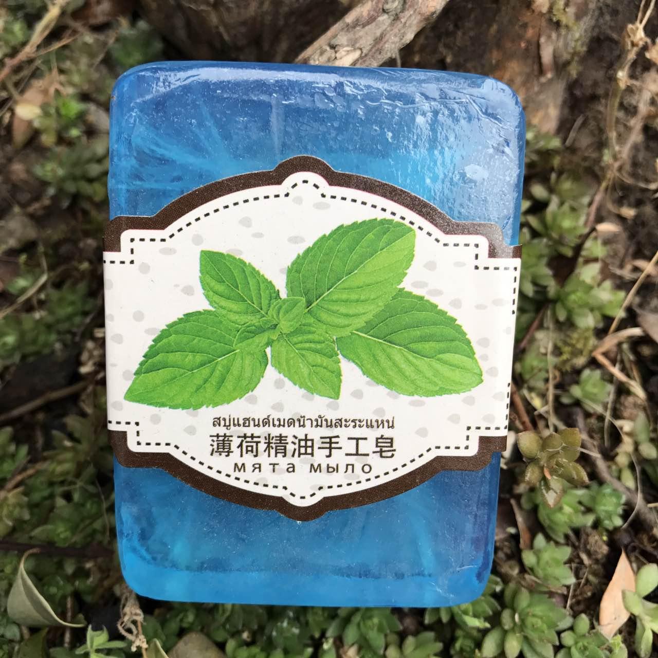 Освежающее масло для мытья в тайском мяте
