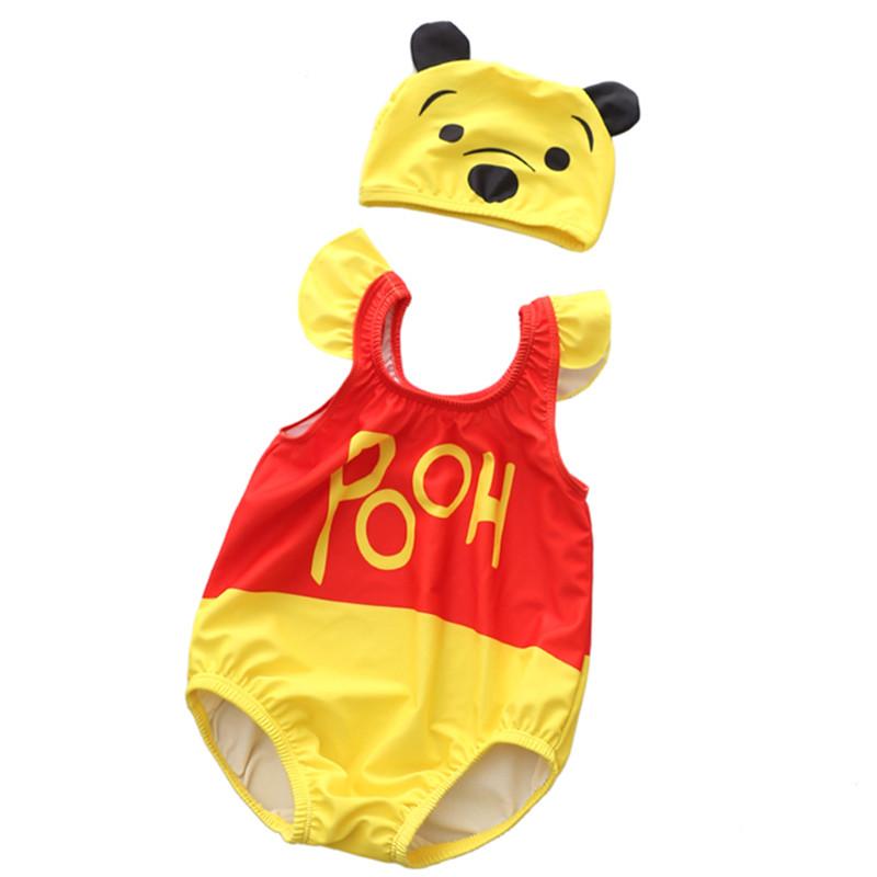 宝宝连体泳衣儿童游泳衣-优惠后10元包邮