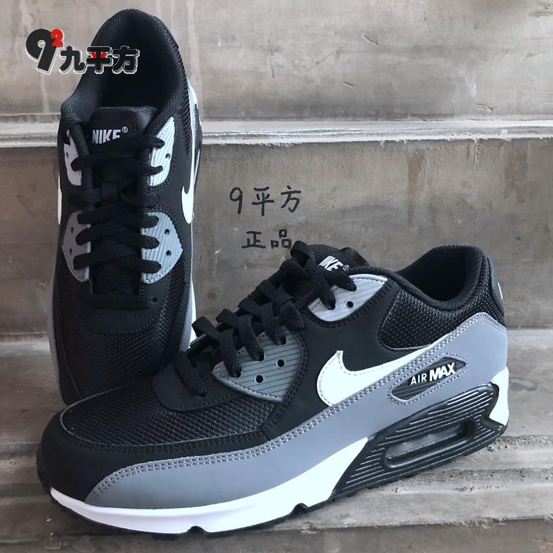 耐克男2019春季新款AIR MAX90气垫缓震运动跑步鞋AJ1285-018 602